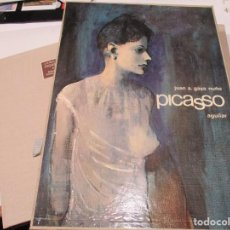 Libros de segunda mano: GAYA NUÑO PICASSO (LIBRO + DIAPOSITIVAS) W8366. Lote 278668608