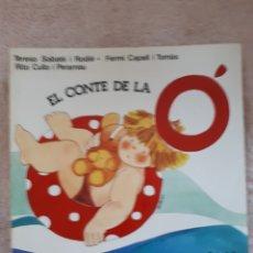 Libros de segunda mano: EL CONTE DE LA Ó - SABATE CAPELL CULLA - ED. SALVATELLA. Lote 278669138