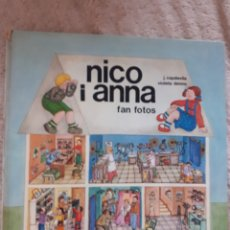 Libros de segunda mano: NICO I ANA VOLEN SER METGES -TIMUN MAS. Lote 278673013