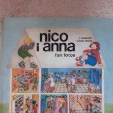 Libros de segunda mano: NICO I ANA FAN FOTOS -TIMUN MAS. Lote 278673073