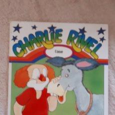 Libros de segunda mano: CHARLIE RIVEL - L' ASE - TIMUN MAS. Lote 278673248