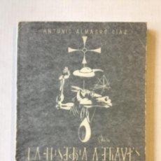 Libros de segunda mano: LA HISTORIA A TRAVÉS DEL ARTE. NUEVA VISIÓN DEL MUSEO DEL PRADO. - ALMAGRO, ANTONIO.. Lote 123155372