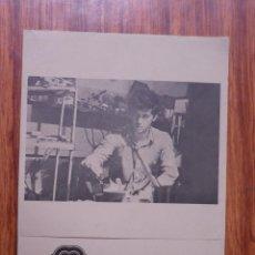 Libros de segunda mano: LA TAGUARA ARTE-BAR.(2CATALOGOS .: BONACASA Y LUIS MARCOS. ZARAGOZA 1975. Lote 278724528