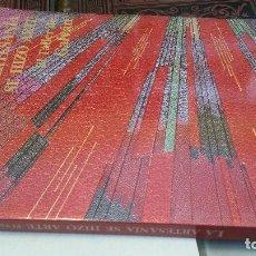 Libros de segunda mano: 1999 - LA ARTESANÍA SE HIZO ARTE. EL TALLER DE GALVÁN 1949-1999. Lote 278754323