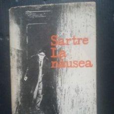 Libros de segunda mano: LA NÀUSEA. SARTRE. BIBLIOTECA A TOT VENT, 118. PROA, 1976.. Lote 278697428