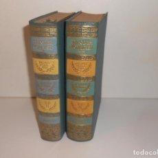 Libros de segunda mano: THEODOR MOMMSEN , HISTORIA DE ROMA (2 T COMPLETA . AGUILAR TERMOGRAFADOS. Lote 278755658
