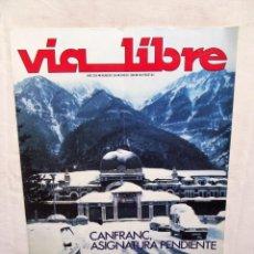 Libros de segunda mano: REVISTA VIA LIBRE Nº 288 ENERO DE 1988. Lote 278825148