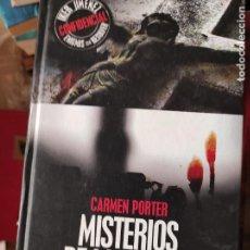 Libros de segunda mano: MISTERIOS DE LA IGLESIA - PORTER, CARMEN. Lote 278837628