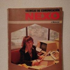 Libros de segunda mano: REVISTA - NEXO TECNICAS DE - COMUNICACION - FP SEGUNDO CURSO. Lote 278847078