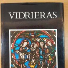 Libros de segunda mano: VIDRIERAS / VV.AA. / 1987. DESTINO. Lote 278878253