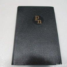 Libros de segunda mano: GABRIELA MISTRAL POESIAS COMPLETAS W8396. Lote 278883808