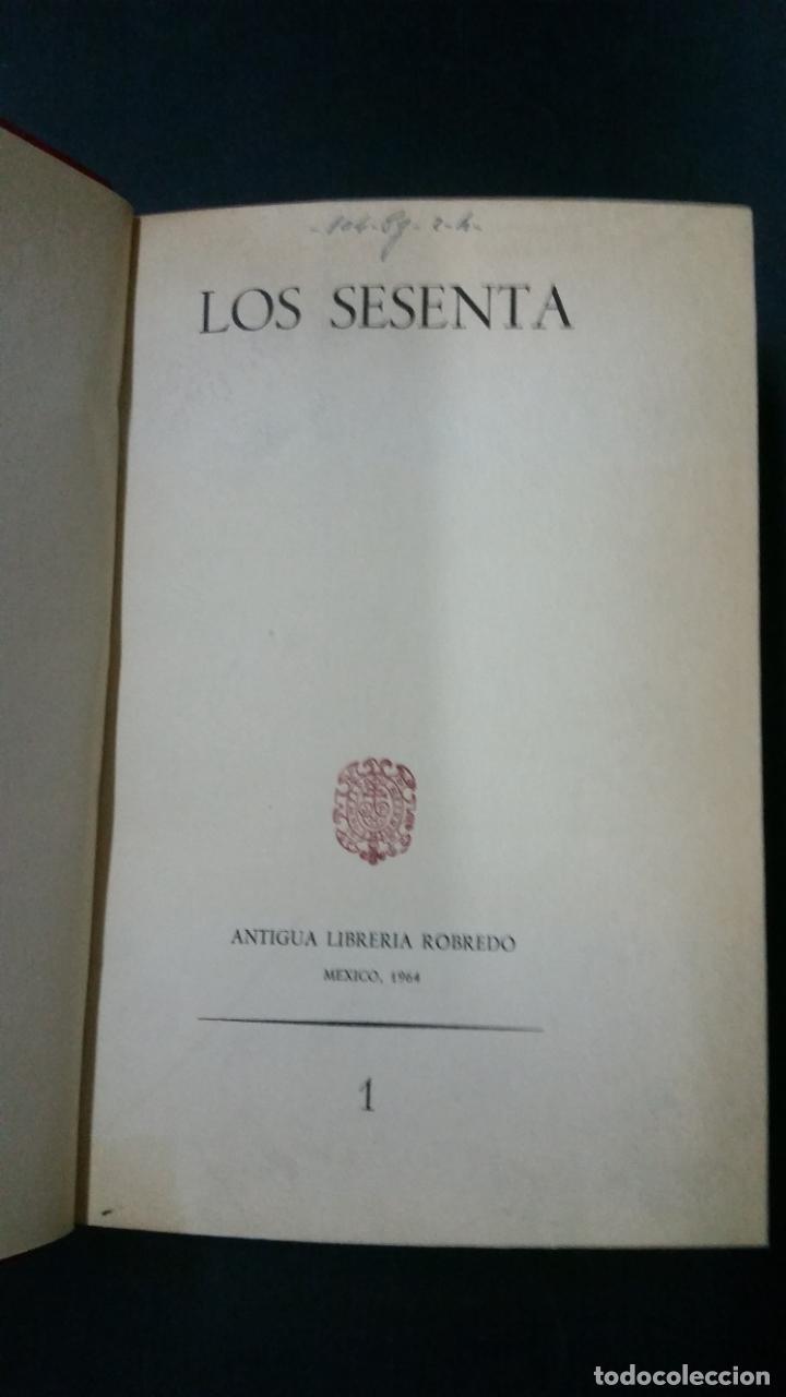 Libros de segunda mano: 1964 - ALBERTI, MAX AUB, VICENTE ALEIXANDRE (y otros). Los sesenta. Revista literaria. COMPLETA - Foto 3 - 278956573