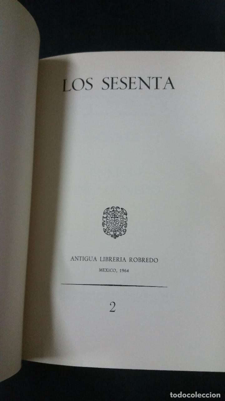 Libros de segunda mano: 1964 - ALBERTI, MAX AUB, VICENTE ALEIXANDRE (y otros). Los sesenta. Revista literaria. COMPLETA - Foto 10 - 278956573