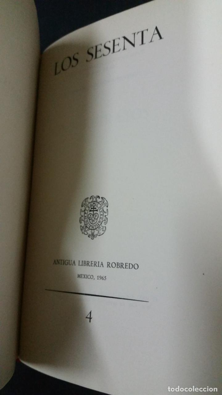 Libros de segunda mano: 1964 - ALBERTI, MAX AUB, VICENTE ALEIXANDRE (y otros). Los sesenta. Revista literaria. COMPLETA - Foto 13 - 278956573