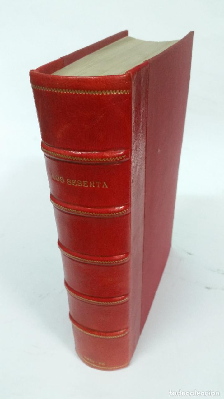 1964 - ALBERTI, MAX AUB, VICENTE ALEIXANDRE (Y OTROS). LOS SESENTA. REVISTA LITERARIA. COMPLETA (Libros de Segunda Mano (posteriores a 1936) - Literatura - Otros)