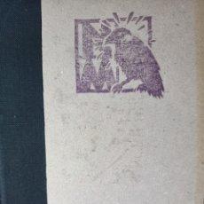 Libros de segunda mano: EL CUERVO DIJO NEVER MORE, XAVI CAPMANY I CARLOS DIAZ, RELATO / STORY, 1992. Lote 278967798