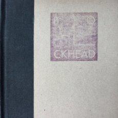 Libros de segunda mano: BARNEY BUBBLES, 1942-1983, JAIME PUJAGUT, ARTE / ART, 1992. Lote 278968463