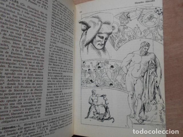 Libros de segunda mano: ENCICLOPEDIA DE LA MITOLOGIA - Foto 2 - 279369648