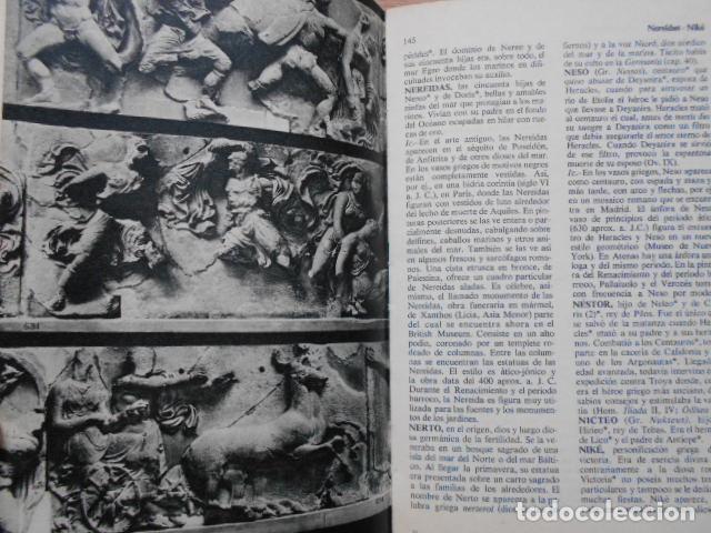 Libros de segunda mano: ENCICLOPEDIA DE LA MITOLOGIA - Foto 3 - 279369648