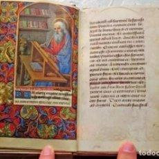 Libros de segunda mano: FACSÍMIL ÍNTEGRO DEL CÓDICE ILUMINADO POR JEAN BOURDICHON (S. XVI). Lote 279369953