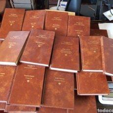 Libros de segunda mano: LOTE DE LIBROS OBRAS MAESTRAS DE LA LITERATURA CONTEMPORÁNEA. 27 EN TOTAL. ACEPTABLES.. Lote 279403043
