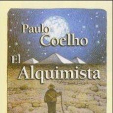 Libros de segunda mano: EL ALQUIMISTA - PAULO COELHO. Lote 279463173