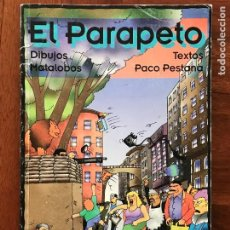 Libros de segunda mano: PACO PESTANO MATALOBOS, EL PARAPETO, LUGO, GALICIA. Lote 279464798