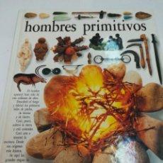 Libros de segunda mano: BIBLIOTECA VISUAL ALTEA. HOMBRE PRIMITIVOS SA4945. Lote 279514723