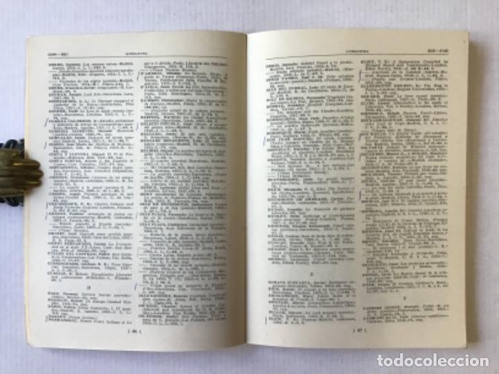 Libros de segunda mano: INSULA (1946-1956). Índice de artículos y trabajos aparecidos. Recopilado por... - BERGÉS, Consuelo. - Foto 3 - 123163987