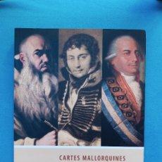 Libros de segunda mano: CARTES MALLORQUINES DE G.M. DE JOVELLANOS. Lote 279571693