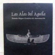 Libros de segunda mano: LAS ALAS DEL ÁGUILA. RAMSES AL-NASER.. Lote 280104908