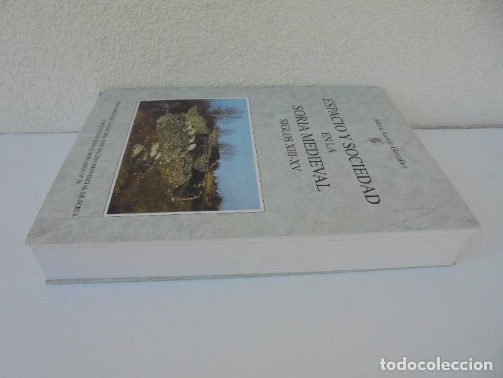 Libros de segunda mano: ESPACIO Y SOCIEDAD EN LA SORIA MEDIEVAL SIGLOS XIII-XV. MARIA ASENJO GONZALEZ. DIPUTACION DE SORIA - Foto 4 - 280112778