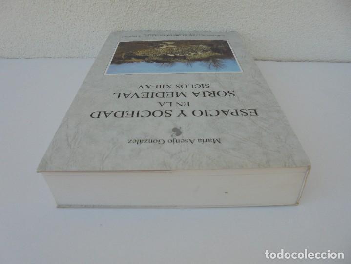 Libros de segunda mano: ESPACIO Y SOCIEDAD EN LA SORIA MEDIEVAL SIGLOS XIII-XV. MARIA ASENJO GONZALEZ. DIPUTACION DE SORIA - Foto 5 - 280112778