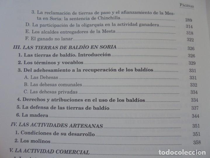 Libros de segunda mano: ESPACIO Y SOCIEDAD EN LA SORIA MEDIEVAL SIGLOS XIII-XV. MARIA ASENJO GONZALEZ. DIPUTACION DE SORIA - Foto 14 - 280112778