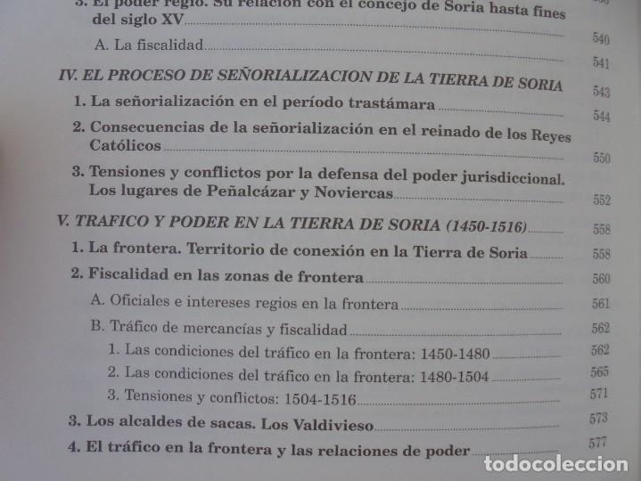 Libros de segunda mano: ESPACIO Y SOCIEDAD EN LA SORIA MEDIEVAL SIGLOS XIII-XV. MARIA ASENJO GONZALEZ. DIPUTACION DE SORIA - Foto 19 - 280112778