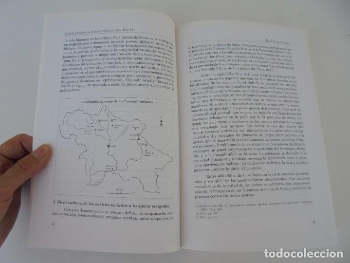 Libros de segunda mano: ESPACIO Y SOCIEDAD EN LA SORIA MEDIEVAL SIGLOS XIII-XV. MARIA ASENJO GONZALEZ. DIPUTACION DE SORIA - Foto 21 - 280112778