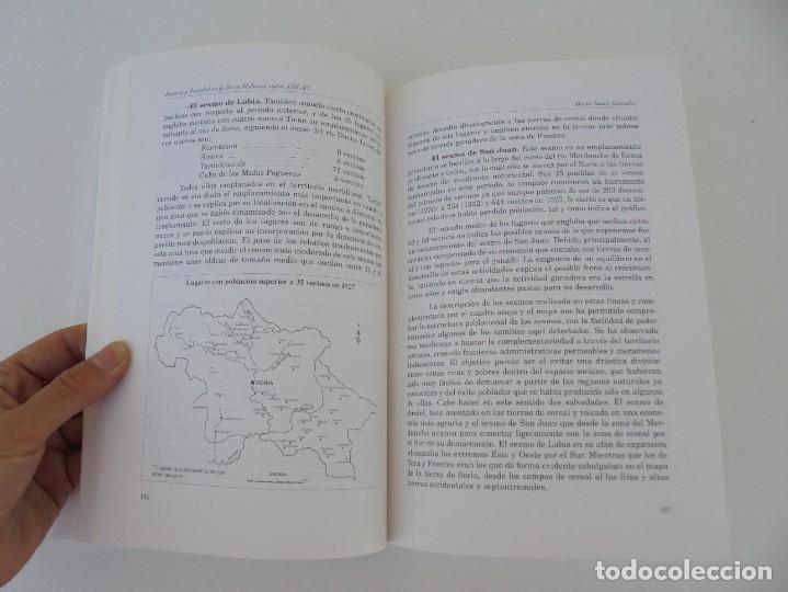 Libros de segunda mano: ESPACIO Y SOCIEDAD EN LA SORIA MEDIEVAL SIGLOS XIII-XV. MARIA ASENJO GONZALEZ. DIPUTACION DE SORIA - Foto 24 - 280112778