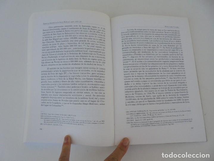 Libros de segunda mano: ESPACIO Y SOCIEDAD EN LA SORIA MEDIEVAL SIGLOS XIII-XV. MARIA ASENJO GONZALEZ. DIPUTACION DE SORIA - Foto 26 - 280112778
