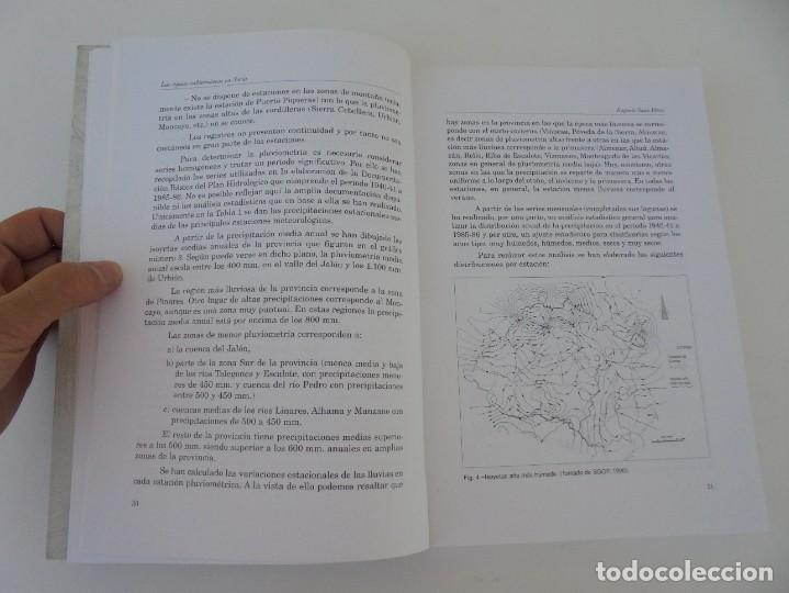 Libros de segunda mano: LAS AGUAS SUBTERRANEAS EN SORIA. EUGENIO SANZ PEREZ. DIPUTACION PROVINCIAL DE SORIA. 1999 - Foto 13 - 280112988