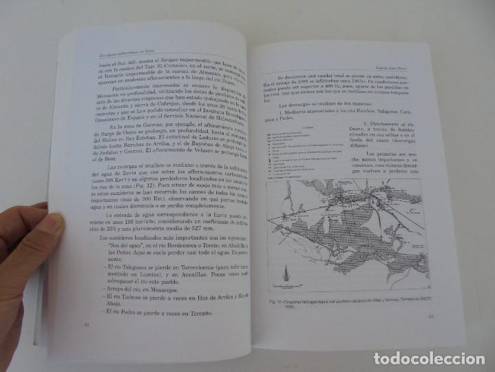 Libros de segunda mano: LAS AGUAS SUBTERRANEAS EN SORIA. EUGENIO SANZ PEREZ. DIPUTACION PROVINCIAL DE SORIA. 1999 - Foto 14 - 280112988