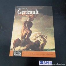 Libros de segunda mano: GERICAULT. Lote 280129663