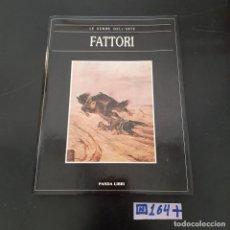 Libros de segunda mano: FATTORI. Lote 280129683
