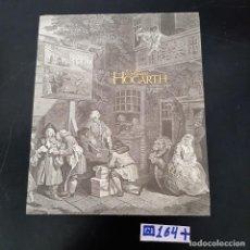 Libros de segunda mano: WILLIAM HOGARTH. Lote 280129718
