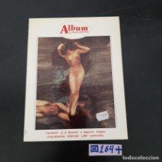Libros de segunda mano: ÁLBUM LETRAS ARTES. Lote 280129768