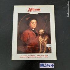 Libros de segunda mano: ÁLBUM LETRAS ARTES. Lote 280129773