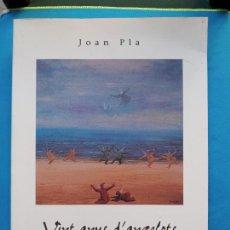 Libros de segunda mano: VINT ANYS D'ANGELOTS - JOAN PLA. Lote 280192143