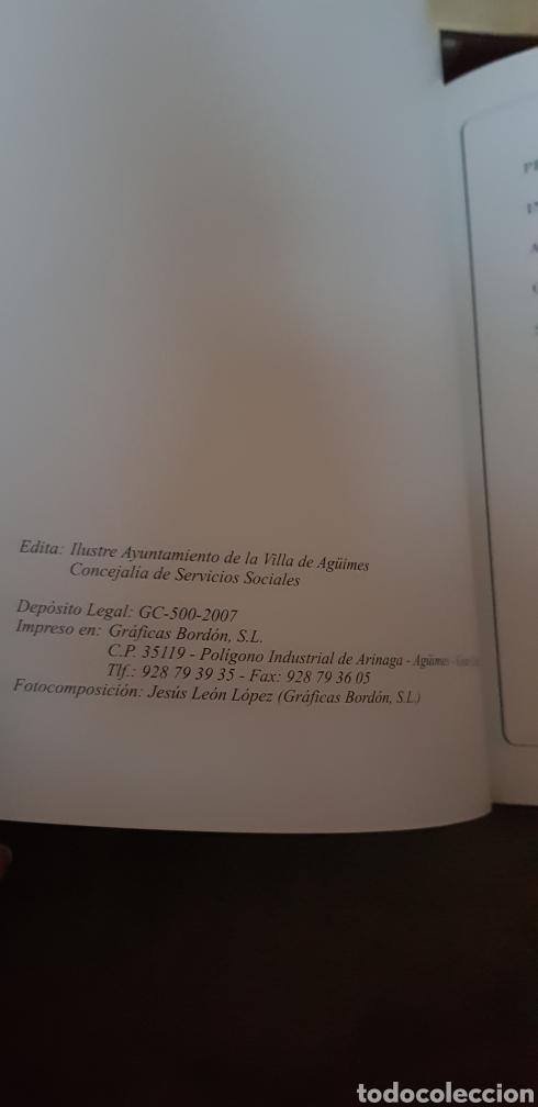 Libros de segunda mano: Libro TRADICIÓN ORAL IV. TRABAJOS DE ANTAÑO EN AGÜIMES - Foto 2 - 280597008