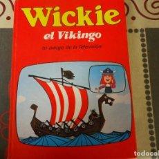 Libros de segunda mano: VICKIE EL VIKINGO, TUAMIGO DE LA TELEVISION. Lote 281960013