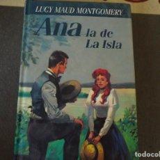 Libros de segunda mano: ANA LA DE LA ISLA, CIRCULO DE LECTORES. Lote 281961273