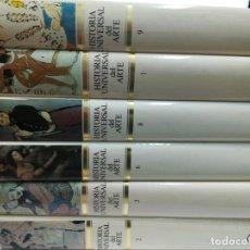 Libros de segunda mano: HISTORIA UNIVERSAL DEL ARTE 10 TOMOS SA5119. Lote 282497678
